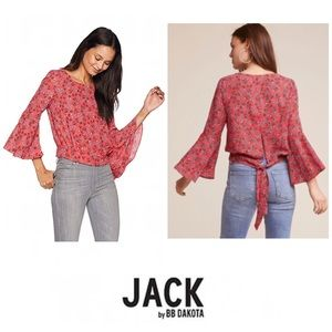 Jack by BB Dakota Crystal Visions Top